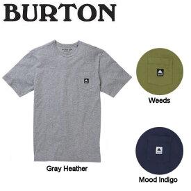 【BURTON】バートン 2019春夏 Mens Burton Colfax Short Sleeve T-Shirt メンズ Tシャツ 半袖 海水浴 ビーチ 3カラーXS / S / M / L / XL