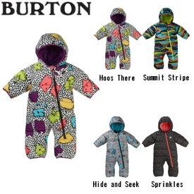 【BURTON】バートン 2019-2020 Toddler Burton Buddy Bunting Suit スノーボードウェア バンティング ワンピース ジップアップ キッズ ベビー 子供服 6-12M 12-18M 18-24M 4カラー【BURTON JAPAN正規品】【あす楽対応】