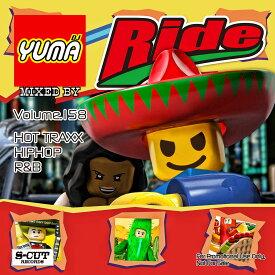 【DJ YUMA】RIDE Volume.158/HIP HOP R&B/MIX CD【あす楽対応】