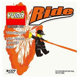 【DJ YUMA】RIDE Volume.164 HIP HOP R&B MIX CD【あす楽対応】