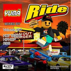 【DJ YUMA】RIDE Volume.167HIP HOP R&B MIX CD【あす楽対応】