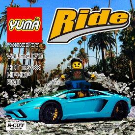 【DJ YUMA】RIDE Volume.170 HIP HOP R&B MIX CD【あす楽対応】