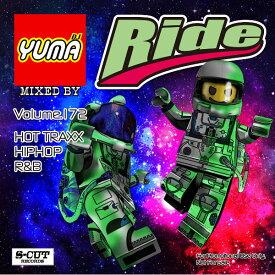 【DJ YUMA】RIDE Volume.172 HIP HOP R&B MIX CD【あす楽対応】