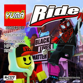 【DJ YUMA】RIDE Volume.174 HIP HOP R&B MIX CD【あす楽対応】