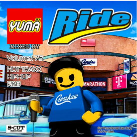 【DJ YUMA】RIDE Volume.175 HIP HOP R&B MIX CD【あす楽対応】