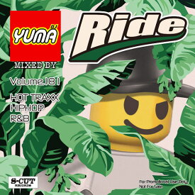 【DJ YUMA】RIDE Volume.181 HIP HOP R&B MIX CD【あす楽対応】