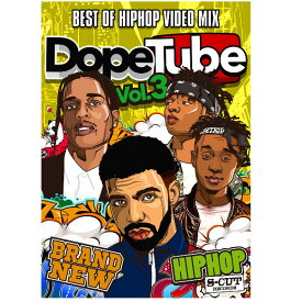 【DopeTube】Best Of Hip Hop Video Mix- Vol.3 ヒップホップ DVD 90分