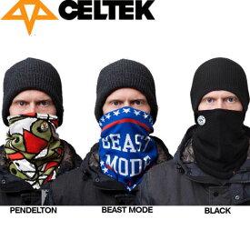 【CELTEK】セルテック2015秋冬 Ms Zion メンズスノーフェイスマスク/スノーボード/2カラー