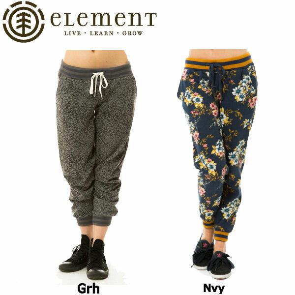 【ELEMENT】エレメント2015秋冬 Miter レディースロングパンツ/長ズボン S・M 2カラー【あす楽対応】