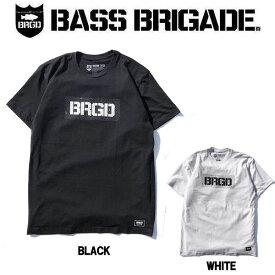 【BASS BRIGADE】バスブリゲード 2019秋冬 BRGD TOPO BOX TEE メンズ Tシャツ 半袖 アウトドア フィッシング 釣り 2カラー S・M・L・XL・XXL【あす楽対応】