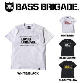 【BASS BRIGADE】バスブリゲード 2019春夏 WIRED BB TEE メンズ Tシャツ 半袖 アウトドア フィッシング 釣り 4カラー S・M・L・XL・XXL