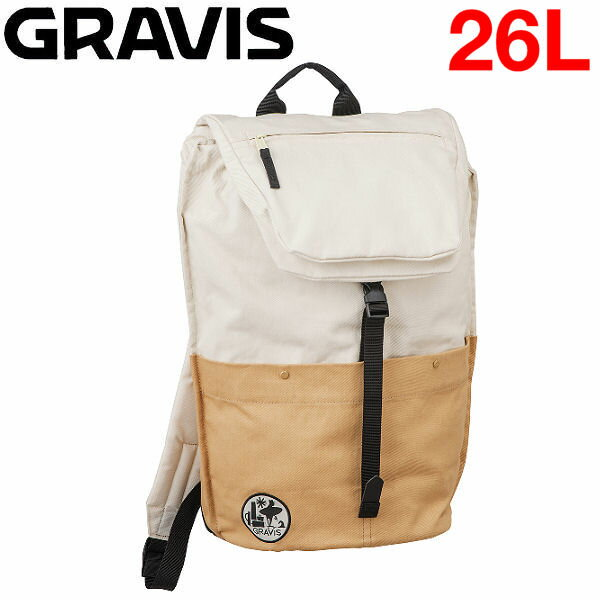 【GRAVIS】グラビス2015春夏/LIMA [26L] メンズバックパック リュックサック バッグ/YUSUKE【日本正規品】【あす楽対応】