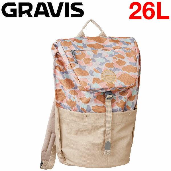 【GRAVIS】グラビス2015春夏/LIMA [26L] メンズバックパック リュックサック バッグ/J-SODA【日本正規品】【あす楽対応】