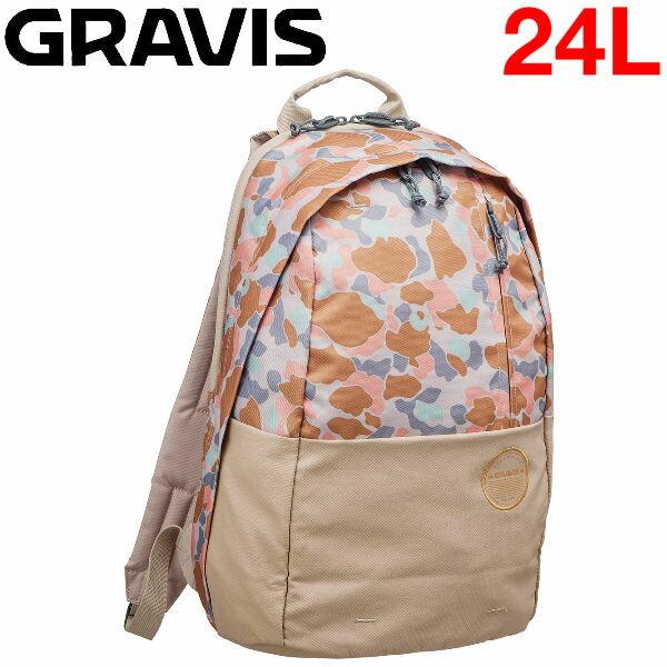 【GRAVIS】グラビス2015春夏/MOMENTO [24L] メンズバックパック リュックサック バッグ/J-SODA【日本正規品】【あす楽対応】