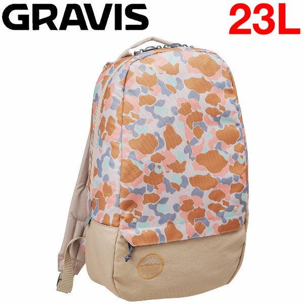 【GRAVIS】グラビス2015春夏/TRANSPORT [23L] メンズバックパック リュックサック バッグ/J-SODA【日本正規品】【あす楽対応】