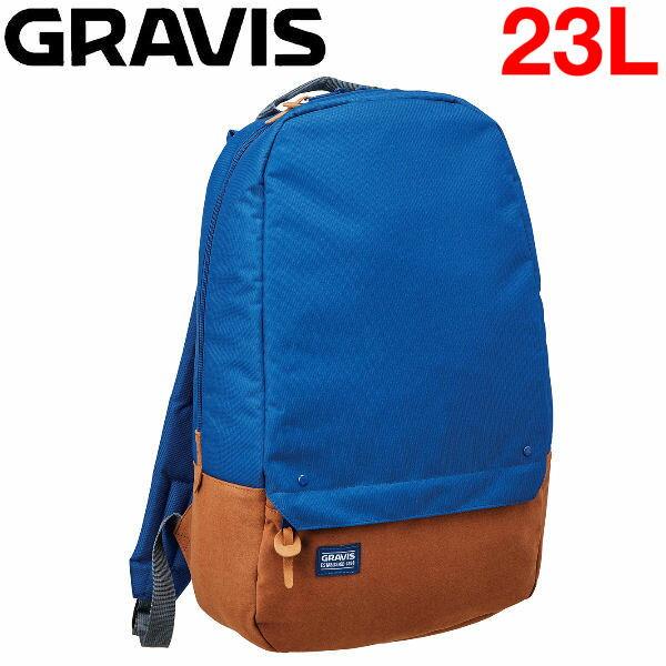【GRAVIS】グラビス2015春夏/TRANSPORT [23L] メンズバックパック リュックサック バッグ/TRUE BLUE【日本正規品】【あす楽対応】