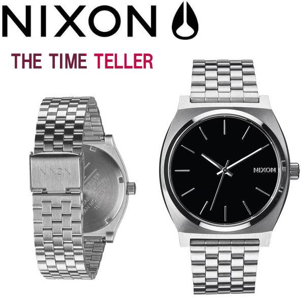 【NIXON】ニクソン THE TIME TELLER タイムテラー メンズ レディース ユニセックス ウォッチ アナログ腕時計【あす楽対応】