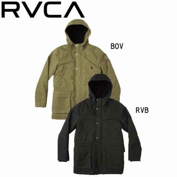 【RVCA】ルーカ 2018秋 FALL フォール GROUND CONTROL ? メンズ ジャケット 長袖 アウター S・M・L 2カラー【あす楽対応】