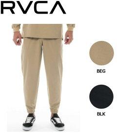 【RVCA】ルーカ 2019春夏 SMALL NEW WORLD PANT メンズ ロングパンツ ボトムス セットアップボトムス S・M・L 2カラー