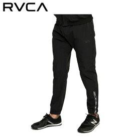【RVCA】ルーカ 2019春夏 VA RESIN PANT メンズ ルーカスポーツ ナイロンパンツ ボトムス スポーツウェア S・M・L・XL