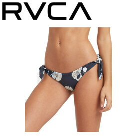 【RVCA】ルーカ 2019春夏 RYLIE FLORAL KNOT CHEEKY レディース ビキニボトムス 水着 プール 海 XS・S IRO