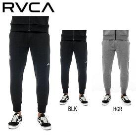 【RVCA】ルーカ 2019 秋冬SPORT SIDELINE SWEAT PANT セットアップボトムス メンズ スウェットパンツ ロング スケートボード サーフィン XS〜L 2カラー【あす楽対応】
