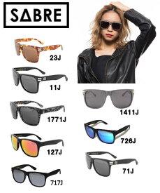 【ステッカープレゼント】【SABRE】セイバー HEARTBREAKER/100%UVカット!メンズ・レディースサングラス ユニセックス 眼鏡/8カラー