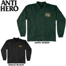 【ANTI HERO】アンタイヒーロー2016春 COACH JACKET メンズコーチジャケット アウター 長袖/S〜XL/2カラー/アンチヒーロー【あす楽対応】