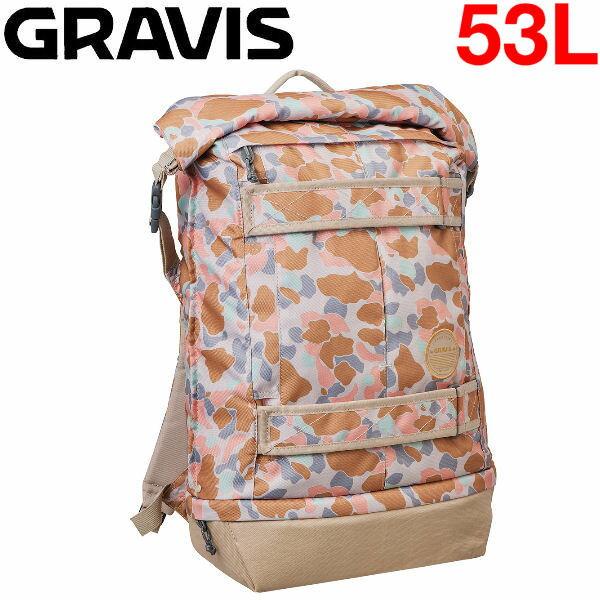 【GRAVIS】グラビス2015春夏/METRO 2 XL [53L] メンズバックパック リュックサック バッグ/J-SODA【日本正規品】【あす楽対応】