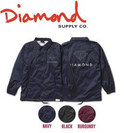 【DIAMOND SUPPLY CO】ダイアモンド 2017秋冬 FUTURA SIGN COACHES JACKET メンズ コーチジャケット ライトアウター S-L 3カラー