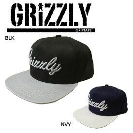 5ff44c43069  GRIZZLY グリズリー 2018春夏 SUBALPINE SNAPBACK メンズ キャップ スナップバック 帽子 Black Navy