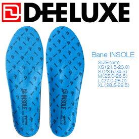 【DEELUXE】ディーラックス Bane Insole スノーボードブーツ専用インソール XS〜XL