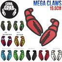 【予約受付中】【CRABGRAB】クラブグラブ Mega Claws メンズスノーボードデッキパッド 滑り止め 2カラー