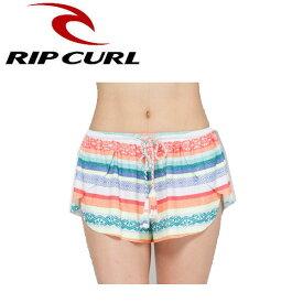 【RIP CURL】リップカール2017春夏 SUN GYPSY BOARDWALK レディース ボードウォーク ショートパンツ 短パン M・L