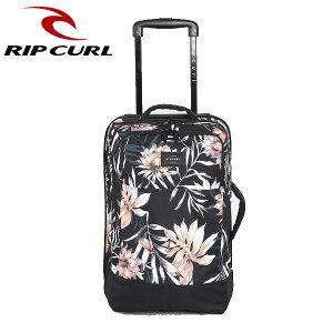 【RIP CURL】リップカール2020春夏 F-LIGHT CABIN PLAYA 35リッター キャリーバッグ スーツケース 旅行 機内持ち込み可 サーフ用品収納 ウイール付き BLK ブラック【正規品】【あす楽対応】