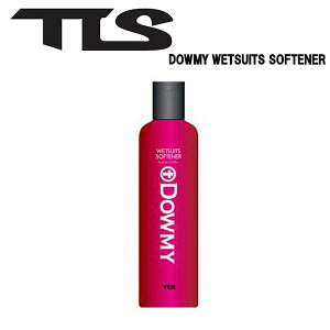 【TOOLS】トゥールス ウェットソフナー ウエットスーツ シャンプー 洗剤 柔軟剤 静電気防止&防水性向上 250ml Dowmy ダウニー