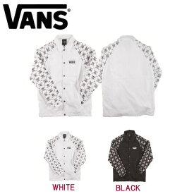 【VANS】バンズ 2018春夏 メンズ コーチジャケット アウター トップス スケートボード S-XL 2カラー【あす楽対応】