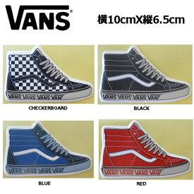 【VANS】バンズ VANS Sticker SK8-HI 立体ステッカー 3D/10cm×6.5cm/4カラー