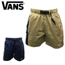 【VANS】バンズ 2020春夏 Outdoor Shorts メンズ ショーツ ハーフパンツ ショートパンツ スケートボード サーフィン アウトドア S/M/L/XL 2カラー【あす楽対応】