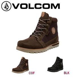 【VOLCOM】ボルコム2017秋冬 HERRINGTON GTX メンズ シューズ 靴 ストリート 26.5cm-28cm 2カラー【あす楽対応】【正規品】