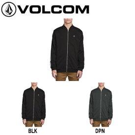 【VOLCOM】ボルコム 2018秋 FALL フォール ALBUM ZIP メンズ アウター ジャージ フリース トップス S・M・L・XL 2カラー