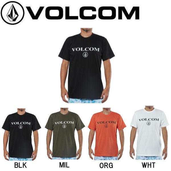 【VOLCOM】ボルコム 2018春夏 TRADEMARK S/S TEE メンズ 半袖Tシャツ ティーシャツ トップス S-XL 4カラー【あす楽対応】【正規品】