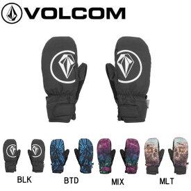 【VOLCOM】ボルコム 2018-2019 NYLE MITT メンズ スノーグローブ ミット スノーボード スノボー スキー S・M・L・XL 4カラー