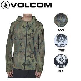 【VOLCOM】ボルコム 2019春夏 APAC TTT L/S ZIP RG メンズ 長袖 ラッシュガード ジップアップ S-XL 3カラー【正規品】