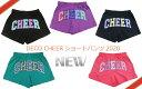 【ネコポス対応商品】【55★cheer】2020年☆DECO CHEER ショートパンツ☆/チア/ダンス/短パン/ショーツ/刺繍/チアパン…