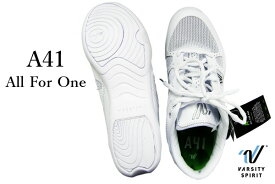 【Varsity Spirit Fashion】A41[All For One] シューズ/チア/チアリーディング/スニーカー/キッズ/ レディース/ダンスシューズ