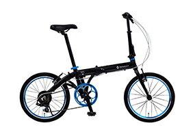 【割引クーポン配布中】2018年モデル 折りたたみ自転車 ルノー RENAULT 自転車 ブラック 黒 20インチ 自転車 軽量 7段ギア ルノー 折りたたみ自転車 LIGHT10 ライト10 アルミニウム AL-FDB207 変速 ギア付 通販 おしゃれ