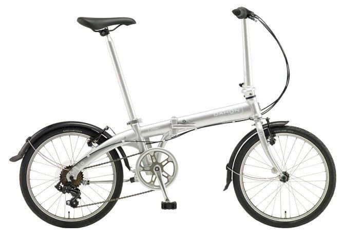 送料無料 折りたたみ自転車 DAHON Vybe D7 ダホン 自転車 20インチ 折りたたみ自転車 外装7段変速ギア ダホン 折りたたみ自転車 DAHON ヴァイブ D7 2018年モデル Vybe-Mach Silver シルバー 通販 おしゃれ