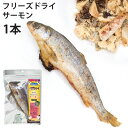 まるごと サーモン フリーズドライ 1本 (32501)