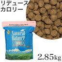 ナチュラルバランス リデュースカロリー キャットフード 2.85kg (02063)
